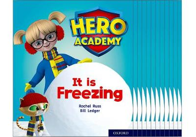 Hero Academy: Oxford Level 3, Yellow Book Band: Mixed pack