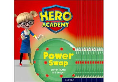 Hero Academy: Oxford Level 8, Purple Book Band: Mixed pack