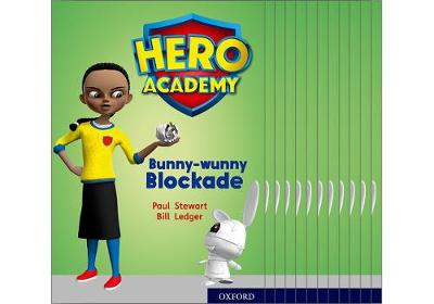 Hero Academy: Oxford Level 11, Lime Book Band: Mixed pack