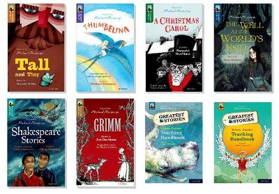 Oxford Reading Tree TreeTops Greatest Stories: Oxford Level 8-20: Singles Pack