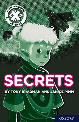 Project X Comprehension Express: Stage 2: Secrets Pack of 6