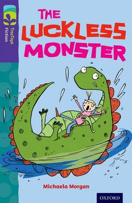 Oxford Reading Tree TreeTops Fiction: Level 11 More Pack B: The Luckless Monster