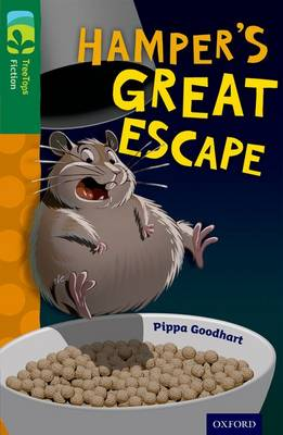 Oxford Reading Tree TreeTops Fiction: Level 12: Hamper's Great Escape