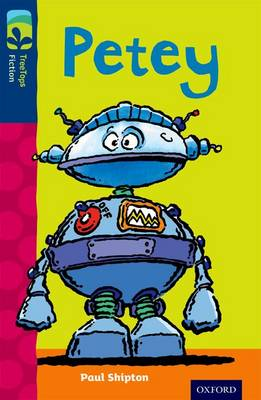 Oxford Reading Tree TreeTops Fiction: Level 14: Petey