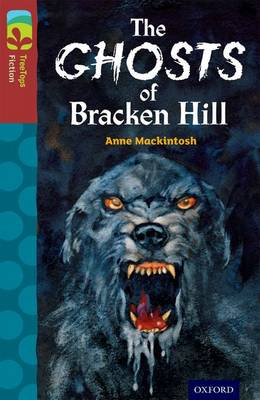 Oxford Reading Tree TreeTops Fiction: Level 15: The Ghosts of Bracken Hill