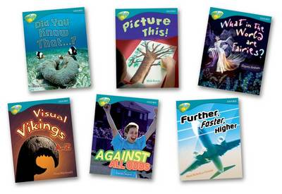 Oxford Reading Tree: Level 9: TreeTops Non-Fiction: Pack (6 books, 1 of each title)