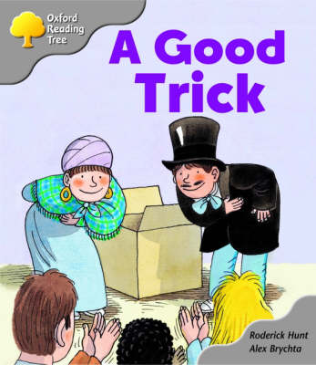 Oxford Reading Tree: Stage 1: First Words: a Good Trick