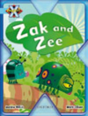 Project X: Bugs: Zak and Zee