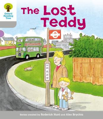 Oxford Reading Tree: Level 1: Wordless Stories A: Lost Teddy