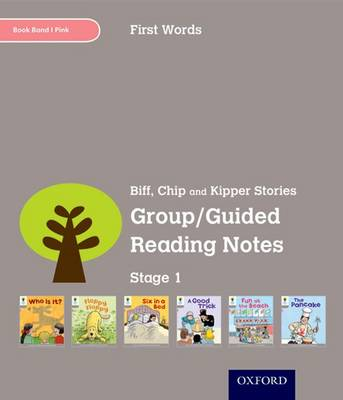 Oxford Reading Tree: Level 1: First Words: Group/Guided Reading Notes