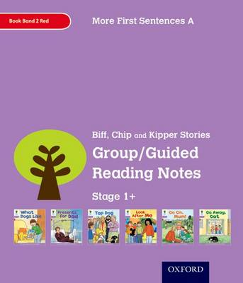 Oxford Reading Tree: Level 1+: More First Sentences A: Group/Guided Reading Notes
