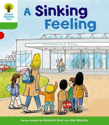 Oxford Reading Tree: Level 2: Patterned Stories: A Sinking Feeling