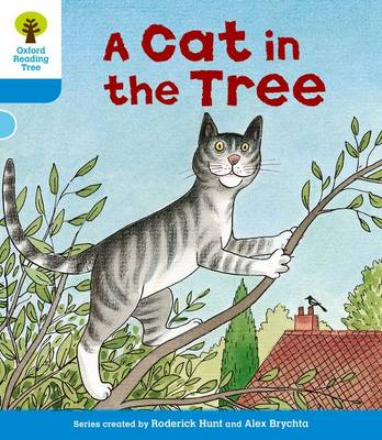 Oxford Reading Tree: Level 3: Stories: A Cat in the Tree