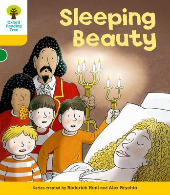 Oxford Reading Tree: Level 5: More Stories C: Sleeping Beauty