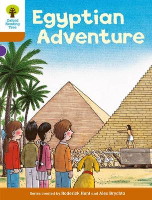 Oxford Reading Tree: Level 8: More Stories: Egyptian Adventure