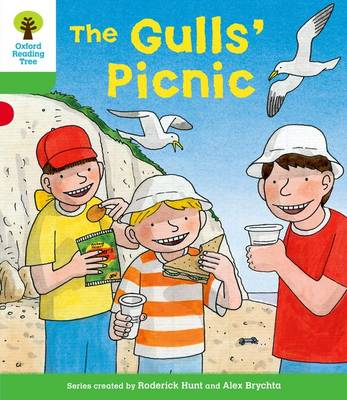 Oxford Reading Tree: Level 2: Decode and Develop: The Gull's Picnic