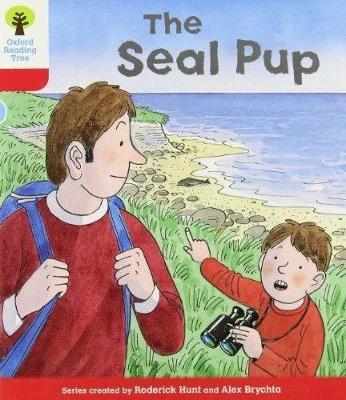 Oxford Reading Tree: Level 4: Decode and Develop The Seal Pup