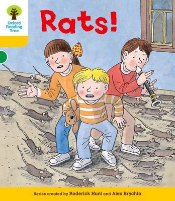Oxford Reading Tree: Level 5: Decode and Develop Rats!