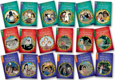 Oxford Reading Tree TreeTops Time Chronicles Levels 11 to 13 Singles Pack