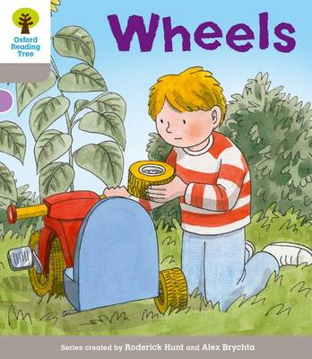 Oxford Reading Tree: Level 1 More a Decode and Develop Wheels