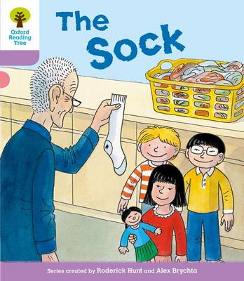 Oxford Reading Tree: Level 1+ More a Decode and Develop The Sock