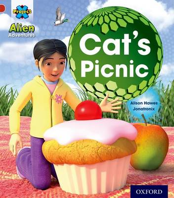 Project X: Alien Adventures: Red: Cat's Picnic