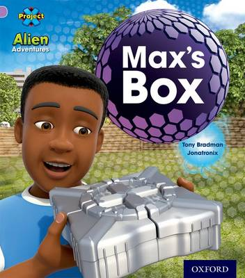 Project X: Alien Adventures: Lilac:Max's Box