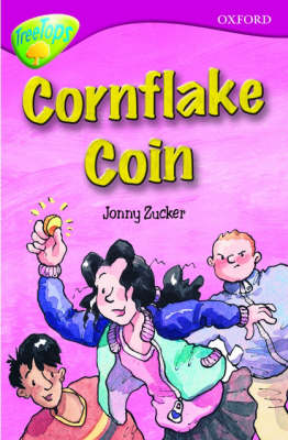 Oxford Reading Tree: Level 10B: Treetops: Cornflake Coin