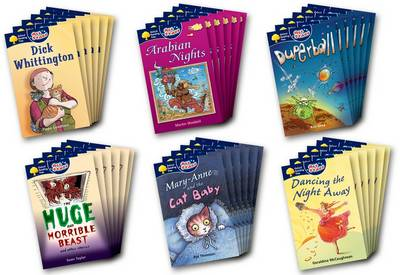 Oxford Reading Tree: All Stars: Pack 3a: Class Pack (36 Books, 6 of Each Title)