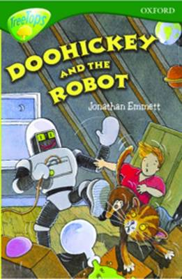 Oxford Reading Tree: Level 12: Treetops: More Stories B: Doohickey and the Robot
