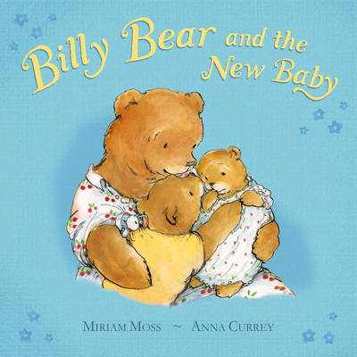 Billy Bear and the New Baby