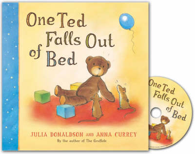 One Ted Falls Out Of Bed Book and CD Pack