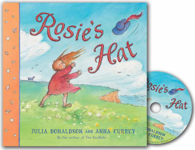 Rosie's Hat Book and CD Pack