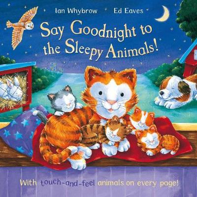 Say Goodnight to the Sleepy Animals