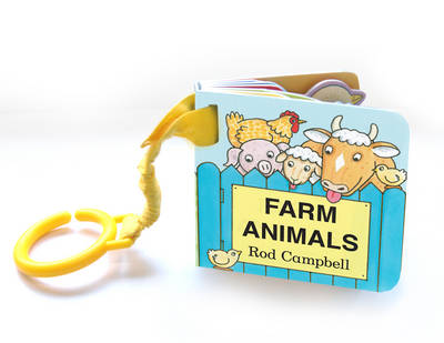 Farm Animal Shaped Buggy Book