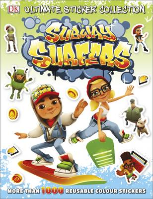 Subway Surfers Ultimate Sticker Collection
