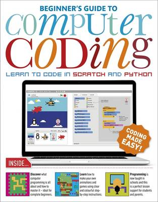 Beginner's Guide to Computer Coding Bookazine