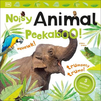 Noisy Animal Peekaboo!
