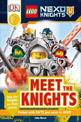 LEGO (R) NEXO KNIGHTS Meet the Knights