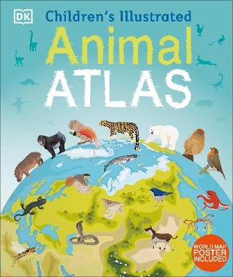 Childrens illustrated animal atlas reviews toppsta compare book prices childrens illustrated animal atlas gumiabroncs Image collections