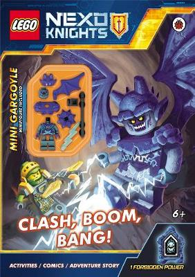LEGO NEXO KNIGHTS: Clash, Boom, Bang! Activity Book