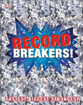 Book Reviews for Record Breakers! By DK | Toppsta