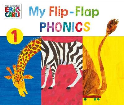 The World of Eric Carle: My Flip-Flap Phonics 1