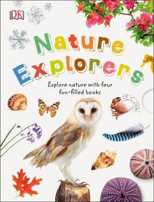 Nature Explorer Box Set: Explore Nature with Four Fun-filled Books