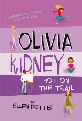 Olivia Kidney Hot on the Trail