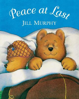 Book Reviews For Peace At Last Big Book By Jill Murphy Toppsta