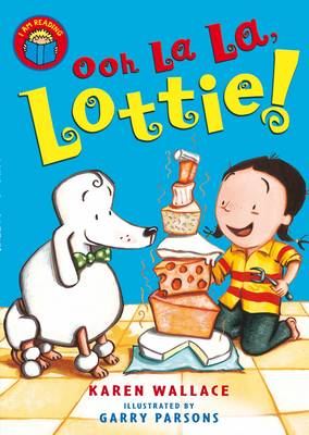 I Am Reading: Oh La La Lottie