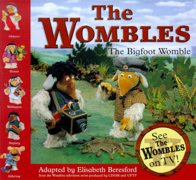 The Bigfoot Womble