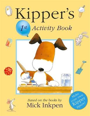 Kipper: Kipper's 1st Activity Book