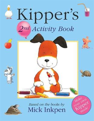 Kipper: Kipper Activity Book 2
